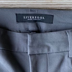 Liverpool Jeans Company Pants - Liverpool Kelsey Straight Leg Knit Pants. 6P/28